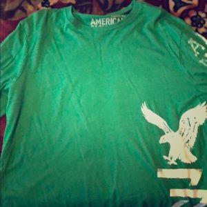 American Eagle soft tee long sleeve